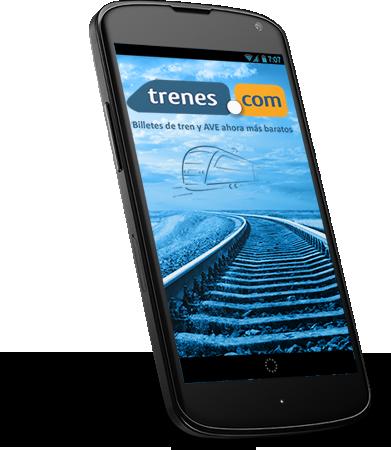 App Trenes.com